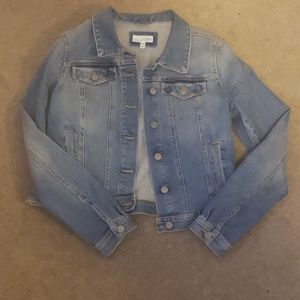 EUC Loft denim jacket
